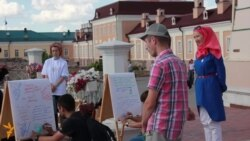 Татар мөселман яшьләре кирмәндә Рамазан ае турында сөйләде