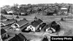 Центральна вулиця Юзівки, заселена англійськими колоністами