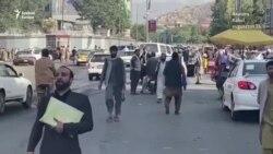 """""""Holnap meg is ölhetnek, akkor sem félek tőlük"""" - a tálibok elfoglalták Kabult"""