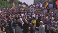 Al-Quds Day Rally In Iran