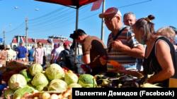 Сельскохозяйственная ярмарка в Симферополе, лето 2021 года (иллюстративное фото)