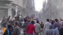 Русија распоредува копнени сили во Сирија