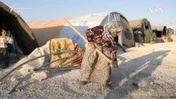 Sirijske izbjeglice se pripremaju za zimu