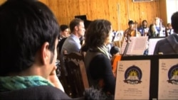 Afghan Youth Orchestra Goes From Kabul To Broadway
