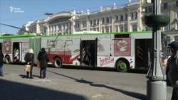 Харків на карантині: транспортна проблема і безконтрольність – відео