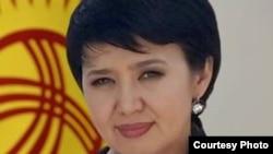 Галина Байтерек.