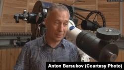 Сергей Масликов, экс-директор планетария