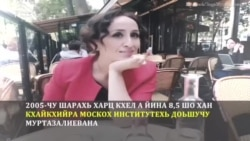 "Муртазалиева Зараъ - ""Машаран премин лауреат"""