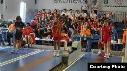Еден од натпреварите на Светското првенство во куглање до 23 години