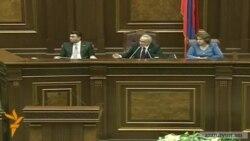ԱԺ-Կառավարություն հարցուպատասխանն ուղեկցվեց վիրավորանքներով ու վեճերով
