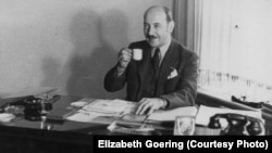 Альберт Геринг, фото 1935 года