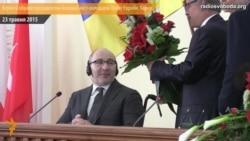 Кернес очолив Асоціацію міст-володарів Призу Європи