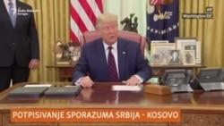 Bijela kuća: Potpisan sporazum Srbija - Kosovo