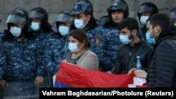 Protesti u Jerevanu