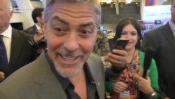 Джордж Клуні наведвае Армэнію ў гадавіну генацыду