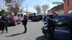 Man Takes Hostages In Southern France