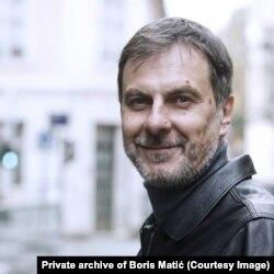 Ovo je samo zvanično udruživanje starih prijatelja i partnera: Boris Matić