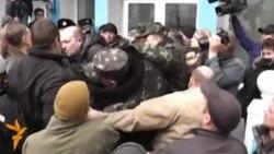Украина базасын басып алу