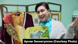 Алтайда татар әкиятләрен уку бәйгесе