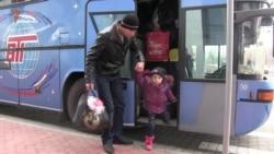 Туреччина вивозить турків-месхетинців із Донбасу (відео)