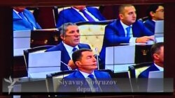 "Siyavuş Novruzovdan Avropaya ""konslager"" ittihamı"