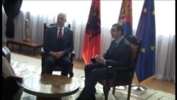 Албанскиот премиер во посета на Србија