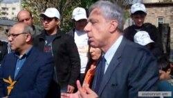 ԲՀԿ նախընտրական հանդիպումը Նորք մարաշում