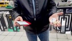 Крымчанам вручили медали за голос на выборах