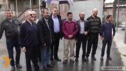 «Հիմնադիր խորհրդարան»-ի հինգ անդամներն ազատ արձակվեցին