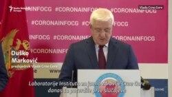 Prvi slučajevi oboljelih od korona virusa u Crnoj Gori