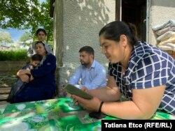 În timpul consultațiilor juridice pentru comunitatea romă