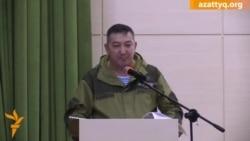 Армейская бригада Назарбаева