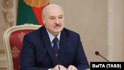 الکساندر لوکاشنکو، رئیس جمهور بلاروس