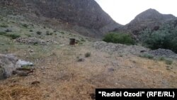 Окресности села Ходжаи Аъло