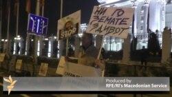Протест за итни мерки против загадувањето