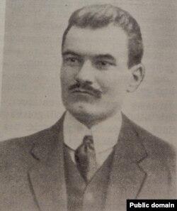 """Teodor Iordăchescu, redactor al ziarului """"România muncitoare"""""""