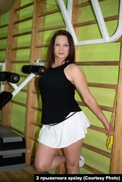 Натальля Наважылава