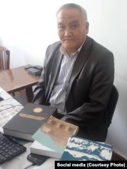 Рыскул Жолдошев.