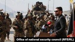 حمدالله محب، مشاور شورای امنیت ملی افغانستان