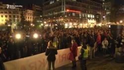 Protest opozicije u Beogradu: Tražimo fer izbore