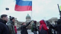 Забастовка. Петербург