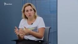 Анна Паленчук о Сенцове: «Моя задача – чтобы Олег понимал, что он нам нужен» (видео)