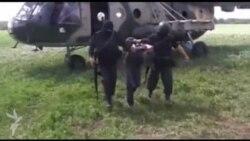 Ukrayna ordusu antiterror əməliyyatında 2 nəfəri əsir götürür
