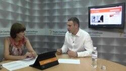 Віталій Кличко про свої шанси стати президентом