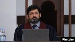 ՍԴ դատավոր Վահե Գրիգորյան