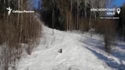 Тренер-сноубордист вернулся из города в деревню и создал секцию для детей