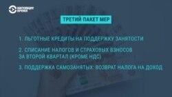 Какую поддержку получал российский бизнес во время пандемии