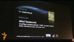 Prestižna nagrada Milošu Teodoroviću