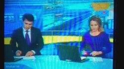Нурсултан Назарбаев казак сыналгысында. 21.7.11.
