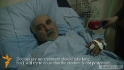 Hayrikian Sees Armenian Election Delay After Shooting